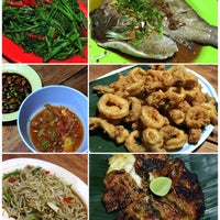 Photo taken at Pondok Ikan Bakar BM by monicanastasia on 5/30/2016