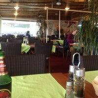 Photo taken at Restaurant Brancin Rovinj by Irina D. on 4/5/2014