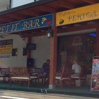 Photo taken at Le Petit Bar by Davide B. on 7/30/2013