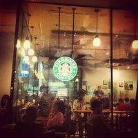 Photo taken at Starbucks by Ovidiu C. on 10/19/2012