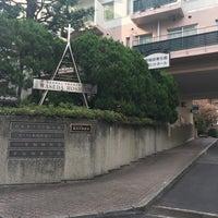 Photo taken at 早稲田奉仕園 by Hiroshi M. on 10/21/2016