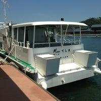 Photo taken at 豊島行き小型旅客船のりば by Hiroshi M. on 7/11/2013