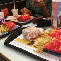 Photo taken at マクドナルド 時津店 by あず♪ on 7/8/2017