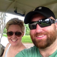 Photo taken at Elmwood Park Golf Course by Justin T. on 5/25/2014