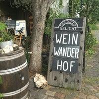 Das Foto wurde bei Secthaus & WeinWanderHof Delicat von Daniela K. am 5/22/2016 aufgenommen