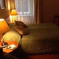 Photo taken at Hotel Beseda Prague by Vigen M. on 10/30/2014