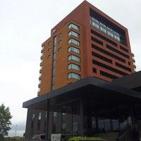 Photo taken at Van der Valk Hotel by angela lubbers i. on 6/27/2013