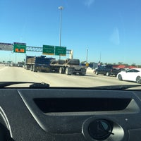 Photo taken at I-10 Katy Fwy & I-610 West Loop by Ali B. on 11/19/2015