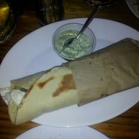 Photo taken at Pita's And Wraps by Paulina T. on 5/14/2013