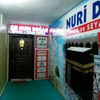 Photo taken at Nuri Doğan Turizm by İsmail K. on 2/15/2016