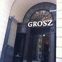 Photo taken at Grosz by Ricarda S. on 7/13/2013