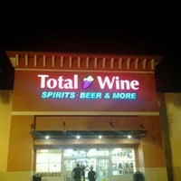 Photo taken at Total Wine & More by Jose H. on 4/14/2012