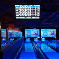 Photo taken at Lucky Strike Lanes by Deborah S. on 5/22/2012