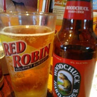 Photo taken at Red Robin Gourmet Burgers by Scott S. on 5/13/2012