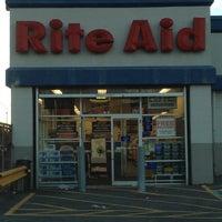 Photo taken at Rite Aid by Jon Paul M. on 4/5/2012