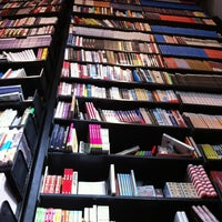 Photo taken at The American Book Center by Jordy on 4/6/2012