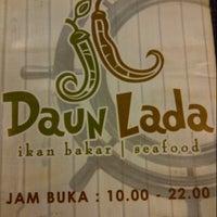 Photo taken at Daun Lada by Lilyana W. on 8/12/2012