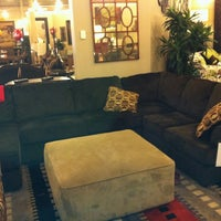 Photo taken at Ashley Furniture Home Store by Sara on 3/25/2012