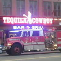 Photo taken at Tequila Cowboy by ActorMikeBiddle.com on 8/7/2012