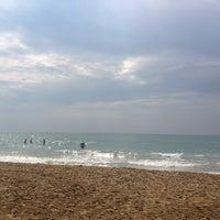 Foto scattata a Spiaggia di Jesolo da Alekanekelo B. il 7/21/2013