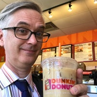 Photo taken at Dunkin' Donuts by Kyle H. on 10/23/2016