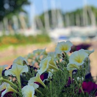 Photo taken at USCG Station Wilmette Harbor by H on 7/24/2018