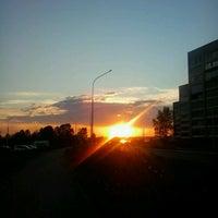 Photo taken at Стоянка на Ленинградке by janna on 6/13/2013