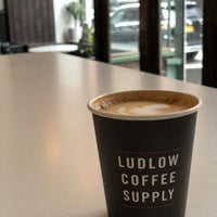 Foto scattata a Ludlow Coffee Supply da Daniel H. il 3/4/2018