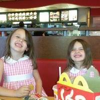 Photo taken at McDonalds by Mark B. on 7/18/2013