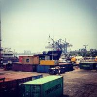 Photo taken at Transmarsyp S.A by Razy H. on 8/2/2013
