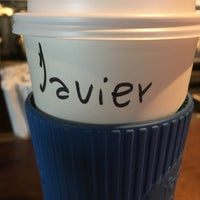 Photo taken at Starbucks by Javier G. on 3/16/2017