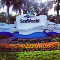 Photo taken at SeaWorld Orlando by Aaron Bernard R. on 6/11/2013