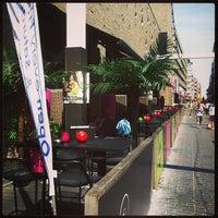 Photo taken at Tao Resto & Lounge by Niek C. on 7/22/2013