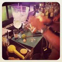 Photo taken at Tao Resto & Lounge by Niek C. on 7/16/2013