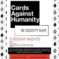 Photo taken at Oddity Bar by Oddity B. on 1/26/2016