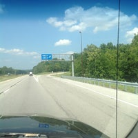 Photo taken at Trail of Tears Rest Area - Northbound by david w. on 8/28/2013