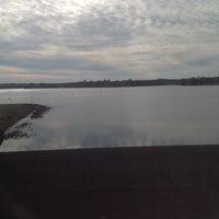 Photo taken at Lake of Egypt by david w. on 11/19/2013