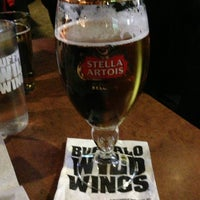 Photo taken at Buffalo Wild Wings by Jacky on 1/6/2013