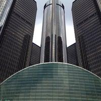 Das Foto wurde bei Detroit RiverWalk von Chris F. am 6/21/2013 aufgenommen