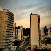 Photo taken at Alameda Rio Branco by Marco N. on 3/7/2015