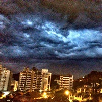 Photo taken at Alameda Rio Branco by Marco N. on 3/21/2015
