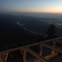 Photo taken at Hotel UTO KULM by James W. on 1/13/2018