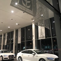 Photo taken at Audi Центр Львів by Shpolka on 1/30/2018