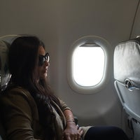Photo taken at On Plane by Sharifa I. on 11/6/2015