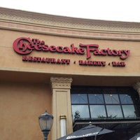 Photo taken at The Cheesecake Factory by Brian S. on 6/10/2013