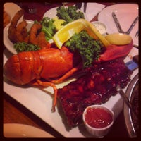 Photo taken at Popei's Clam Bar & Seafood Restaurant by Patricia C. on 7/2/2013
