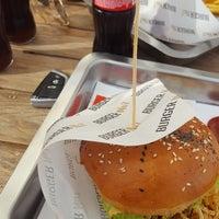 Photo prise au Burger No 7 par Serhat T. le9/18/2017