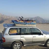 Photo taken at Wadi Al Bieh by Muna A. on 3/1/2014