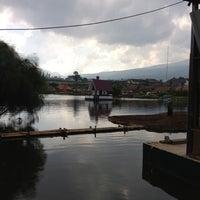 Photo taken at Floating Market Lembang by Jonah G. on 6/16/2013
