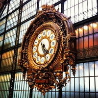 Photo taken at Orsay Museum by Caitlyn O. on 7/21/2013